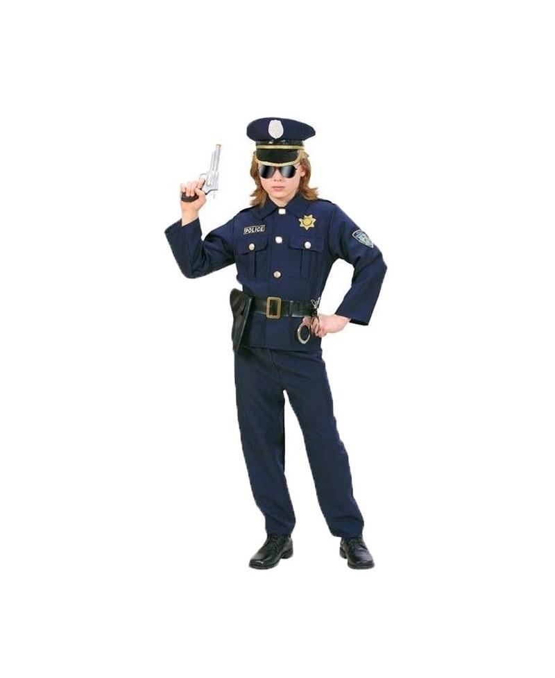 Disfraz de Policía Niño