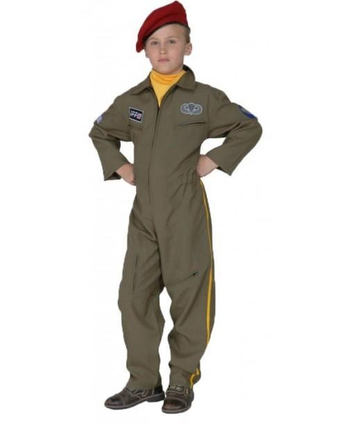 Disfraz de Paracaidista