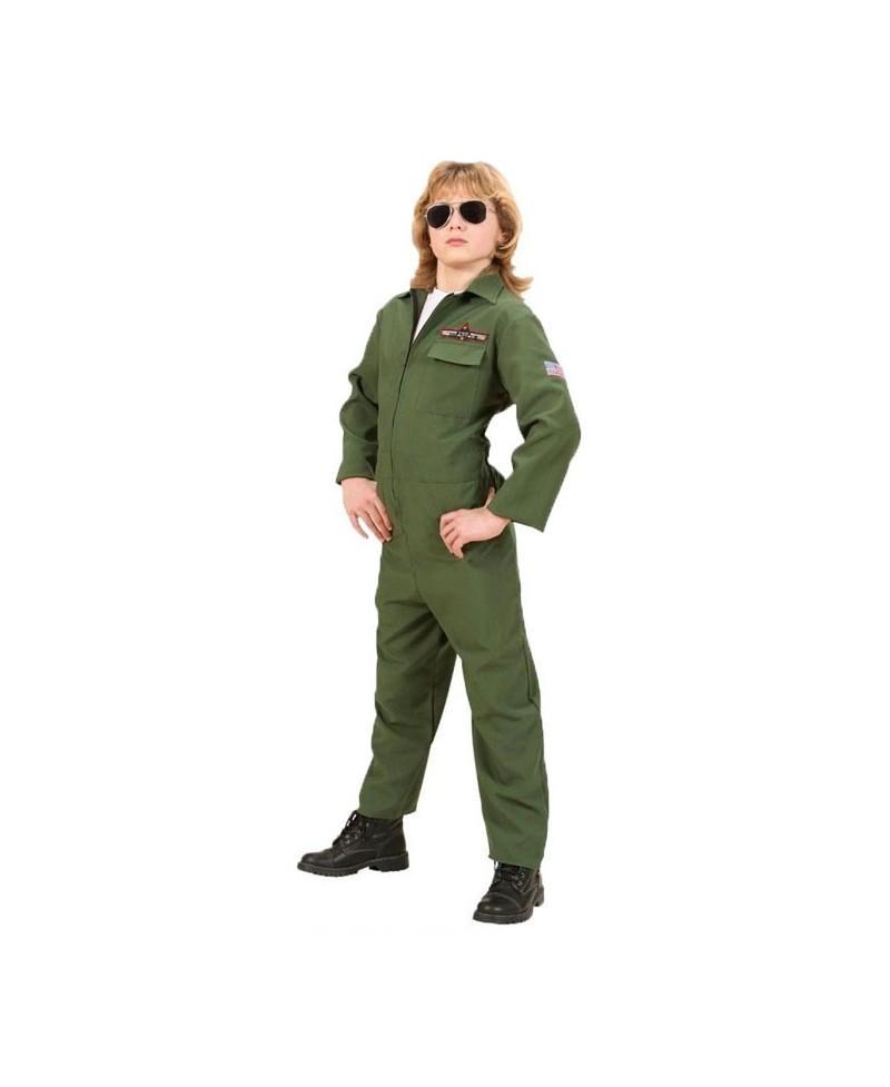 Disfraz de Piloto de combate