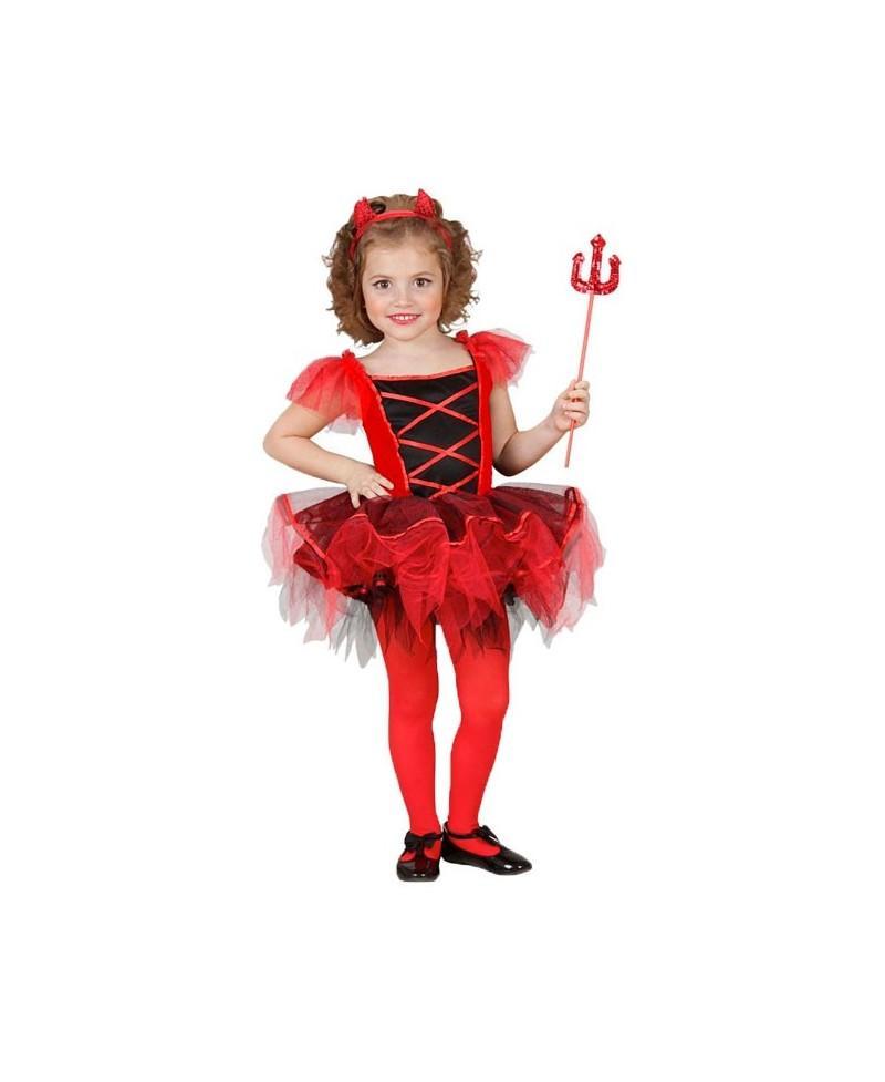 Disfraz Diablita Bailarina