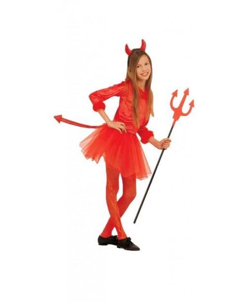 Disfraz Diablesa para Niña