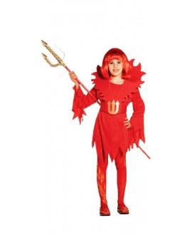 Disfraz Diablesa para Niñas
