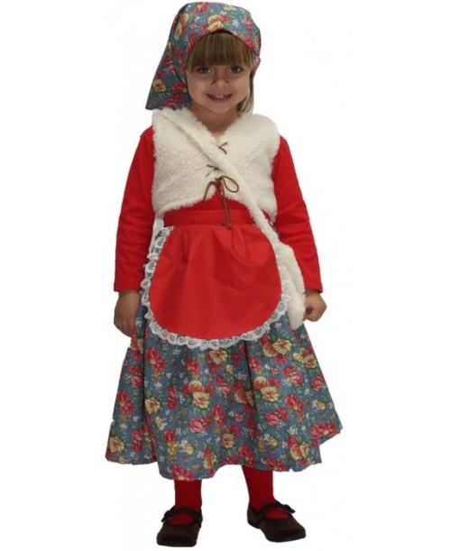 Disfraz de Pastorcita