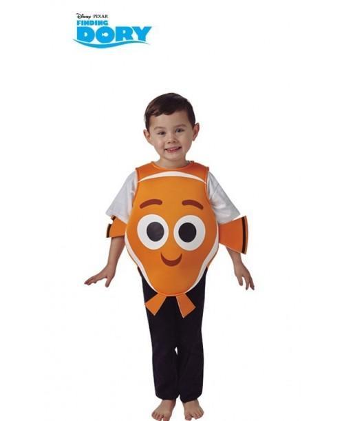 Disfraz de Nemo