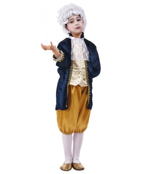 Disfraz Luis XV