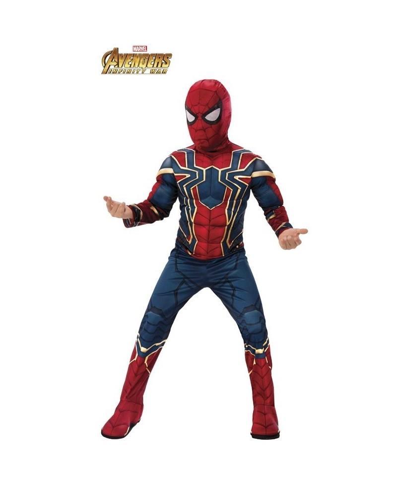 Disfraz Iron Spider IW Premium