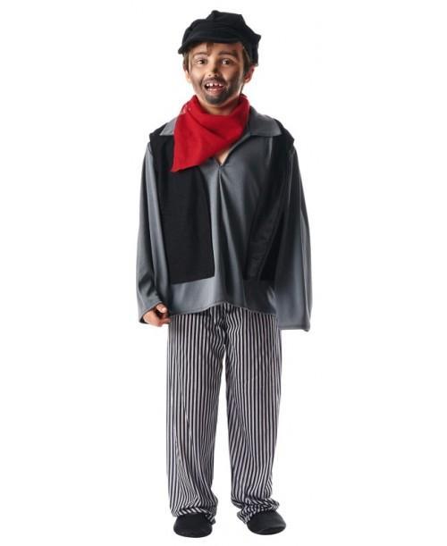 Disfraz deshollinador