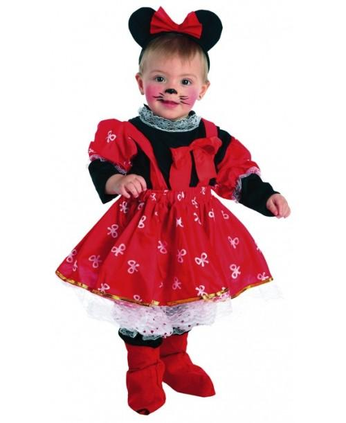 Disfraz bebe ratita